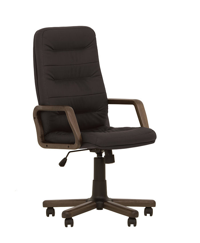 Кожаное кресло руководителя Expert (Эксперт) EX SP, LE