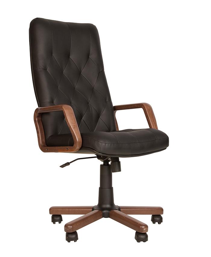 Кожаное кресло руководителя Cuba (Куба) extra SP, LE