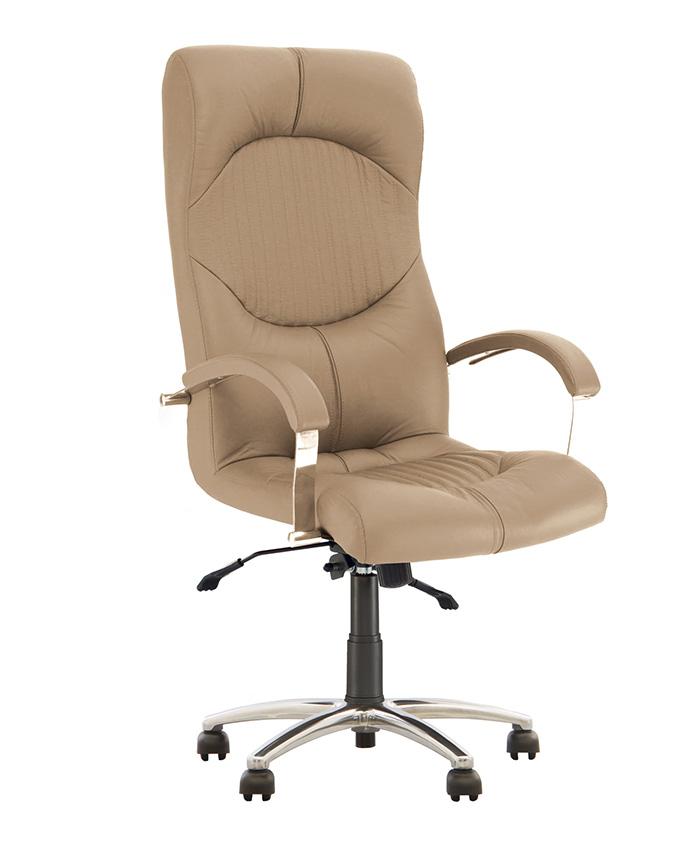 Кресло компьютерное Germes (Гермес) Anyfix steel chrome