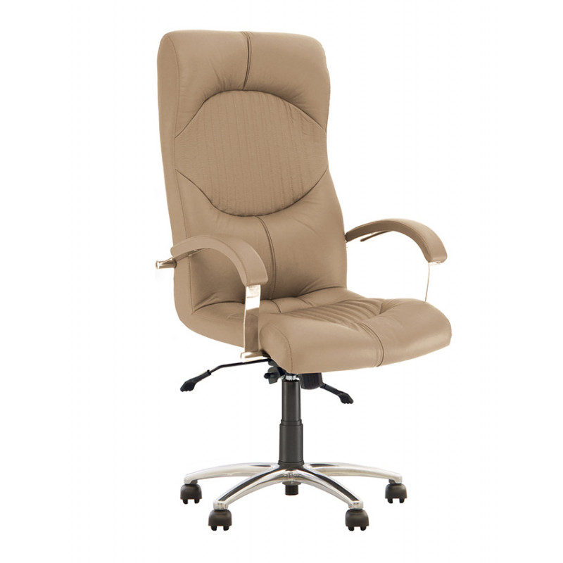 Крісло комп'ютерне Germes (Гермес) Anyfix steel chrome