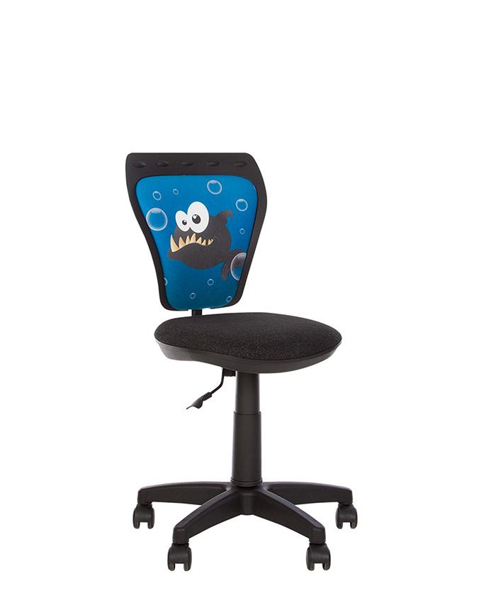 Дитяче комп'ютерне крісло Ministyle (Міністайл) GTS Fish