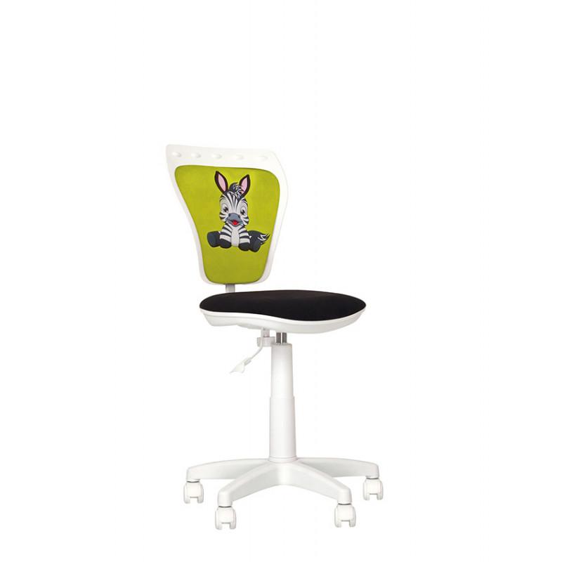 Детское компьютерное кресло Ministyle (Министайл) white