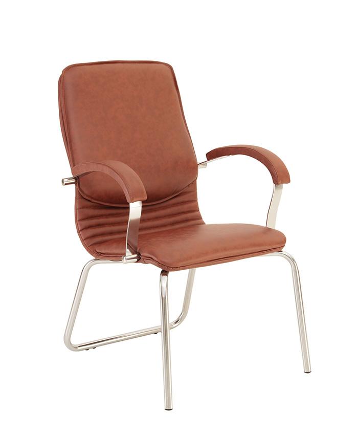 Крісло для конференц-залів Nova (Нова) СFA LB steel chrome