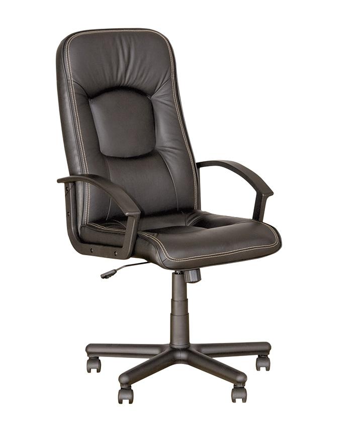 Кожаное кресло в кабинет руководителя Omega (Омега) BX LE