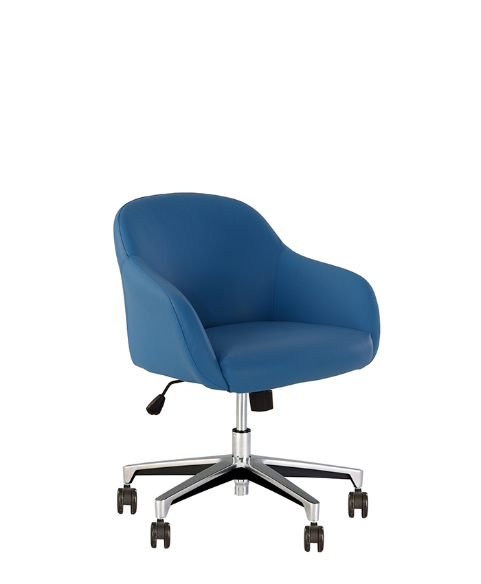 Кресло для зоны ожидания Wait (Вейт) GTP chrome