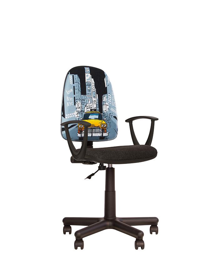 Дитяче комп'ютерне крісло Falcon (Фалкон) TA-4 GTS/GTP