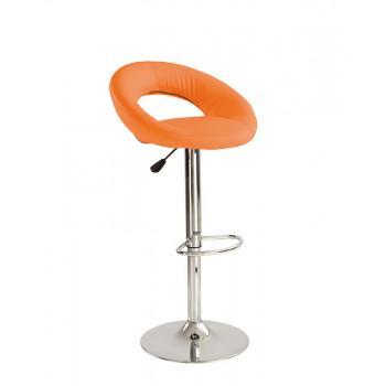 Барний стілець Rose (Роза) chrome