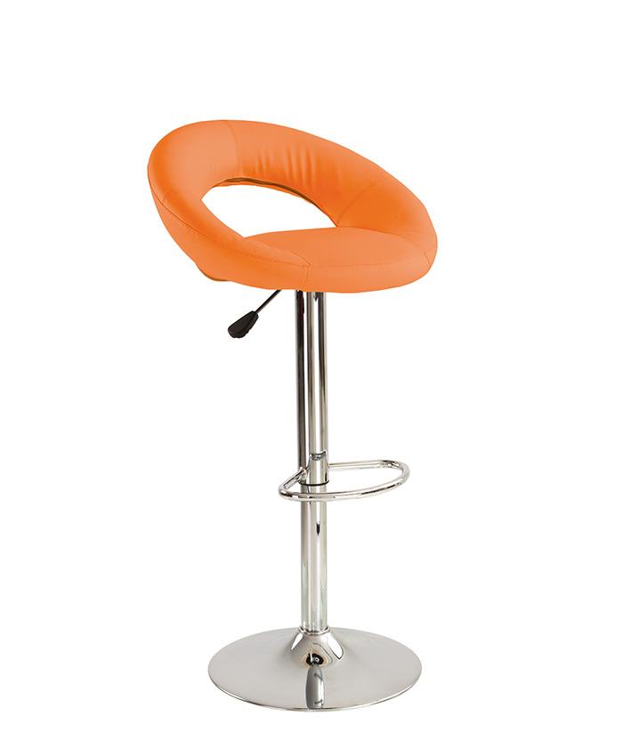 Барный стул Rose (Роза) chrome