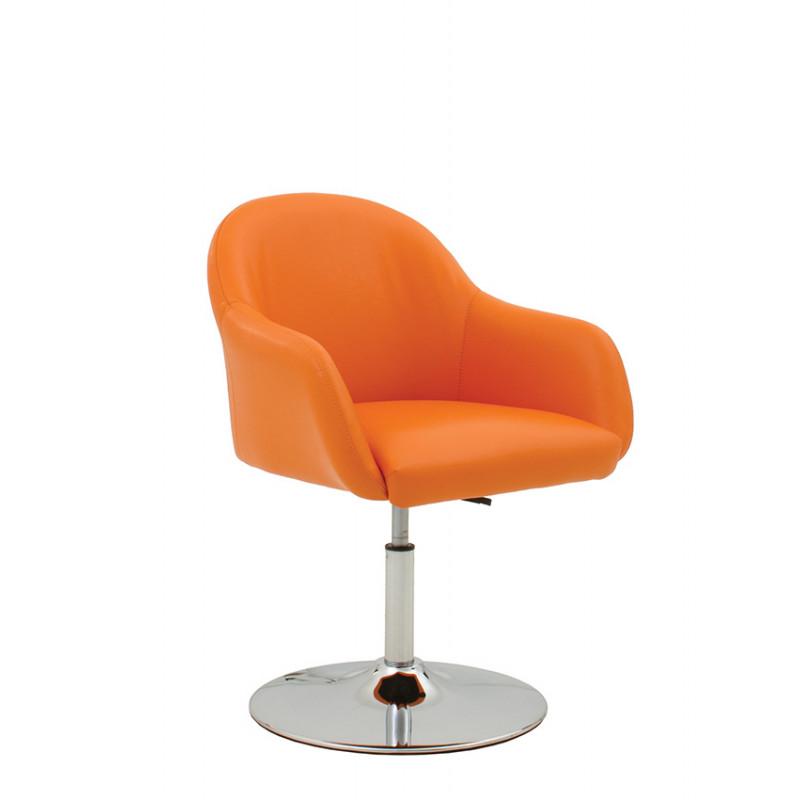 Кресло для зон ожидания Wait (Вейт) 1S chrome
