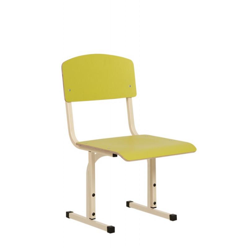 Регульований стілець учнівський E-275