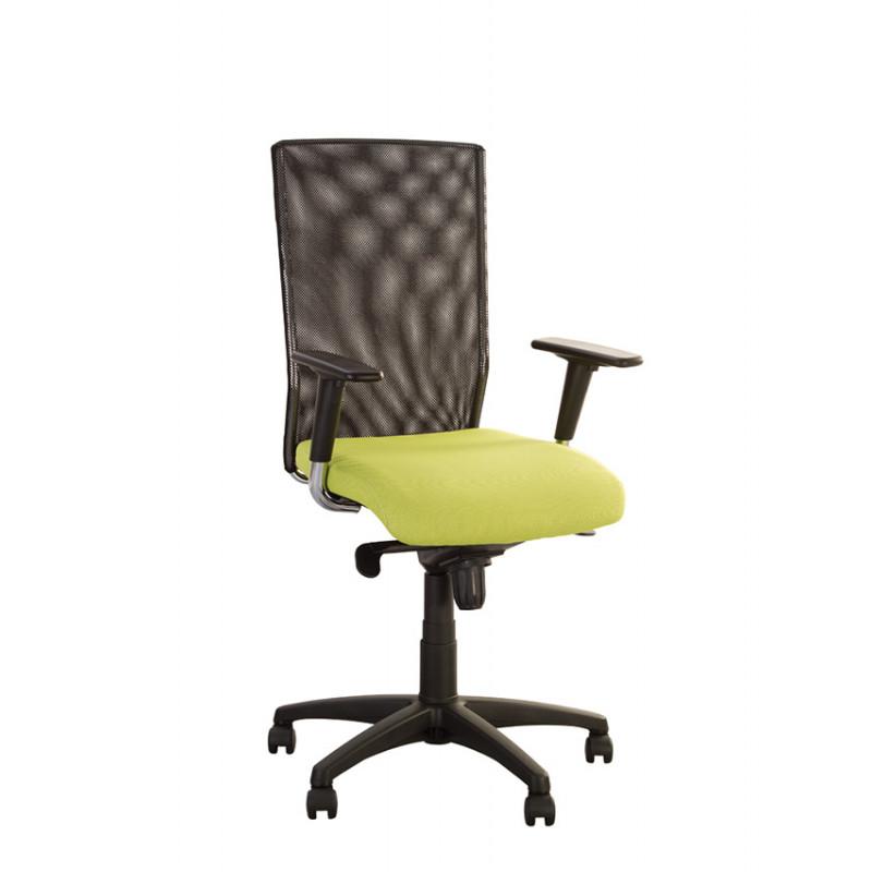 Кожаное компьютерное кресло Evolution (Эволюшн) R TS AL LE