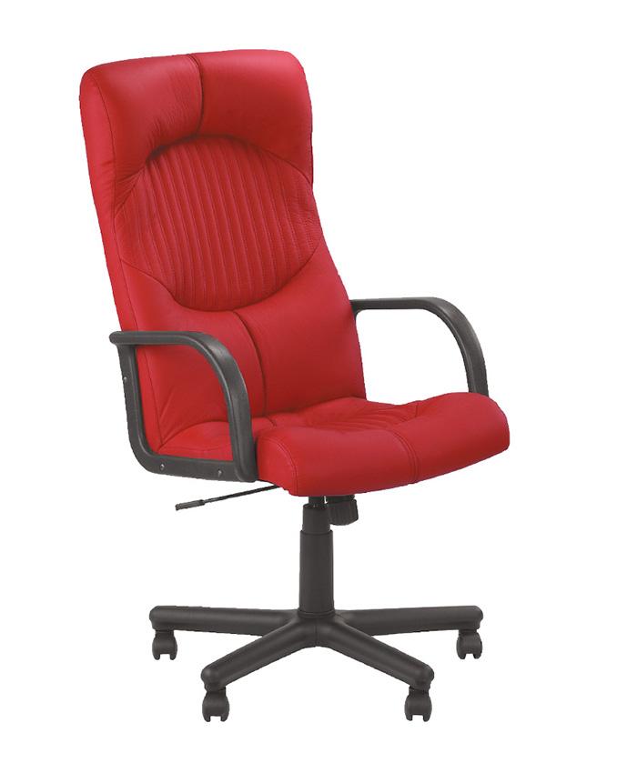 Кожаное кресло руководителя Germes (Гермес) BX SP, LE