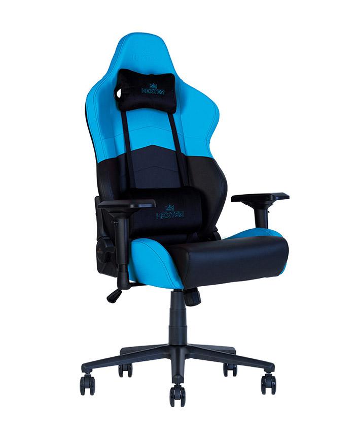 Геймерське крісло Hexter (Хекстер) RC R4D TILT MB70 01 blue