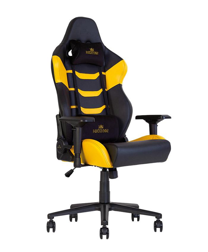 Геймерське крісло Hexter (Хекстер) RC R4D TILT MB70 02 yellow