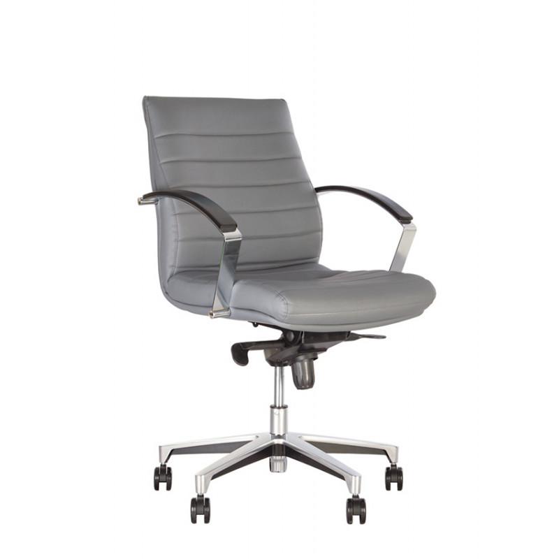 Крісло керівника Iris (Ірис) Steel LB Chrome