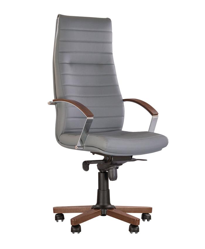 Крісло керівника Iris (Ірис) Wood EX Multiblock