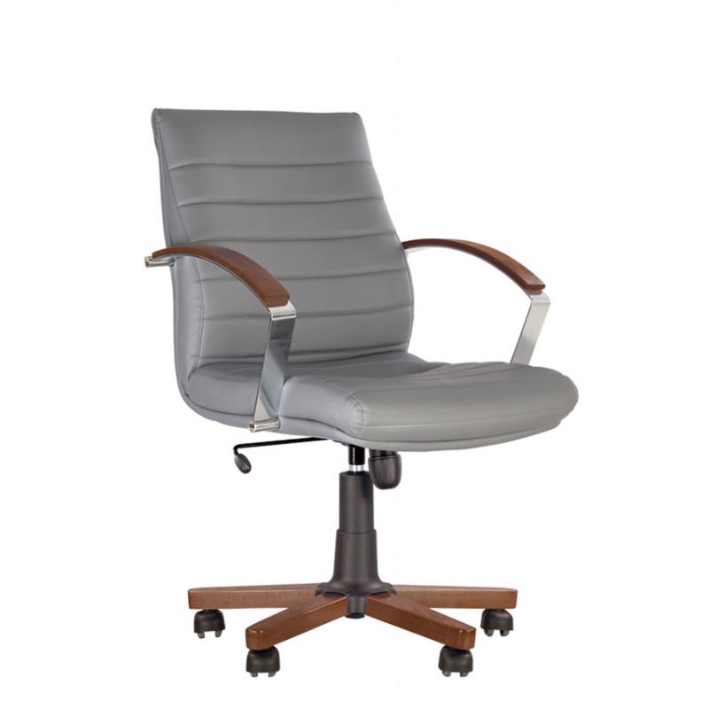 Крісло для керівника Iris (Ірис) Wood EX LB TILT
