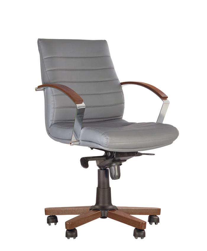 Крісло керівника Iris (Ірис) Wood EX LB Multiblock