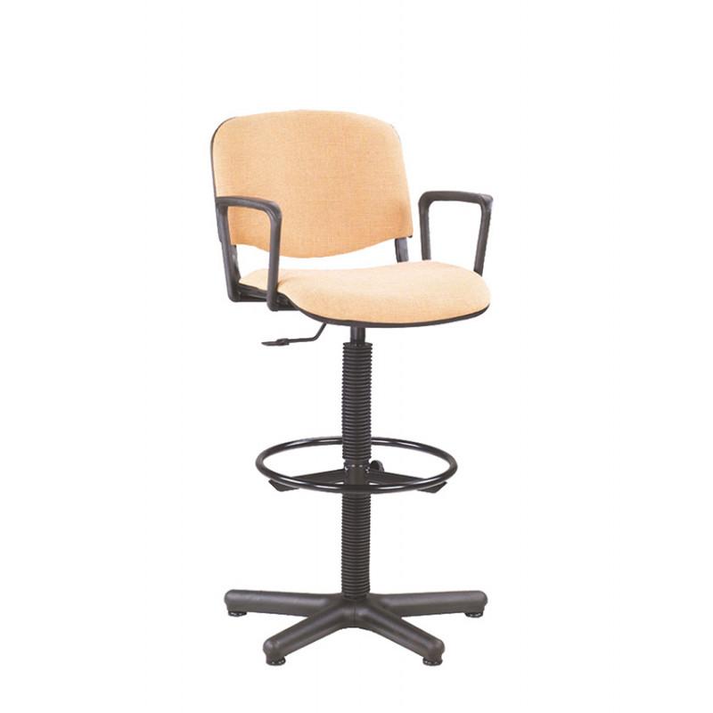 Крісло комп'ютерне Iso (Ісо) GTS/GTP ring base stopki