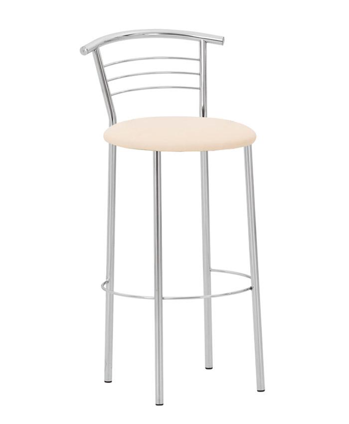 Барний стілець Marco (Марко) hoker chrome V-18