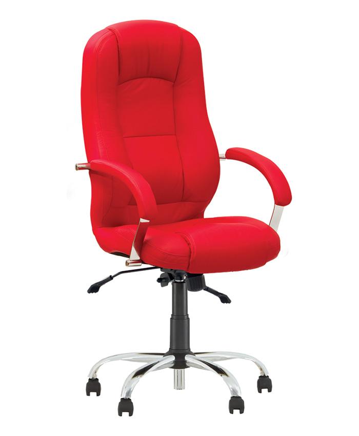 Крісло для керівника Modus (Модус) steel chrome MPD