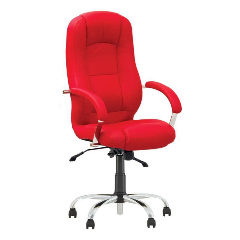 Кресло для руководителя Modus (Модус) steel chrome MPD