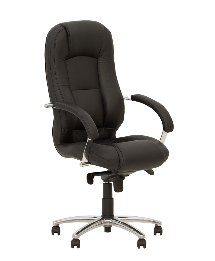 Кресло руководителя Modus (Модус) steel chrome