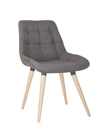 Обеденный стул Nicole (Николь) wood SORO