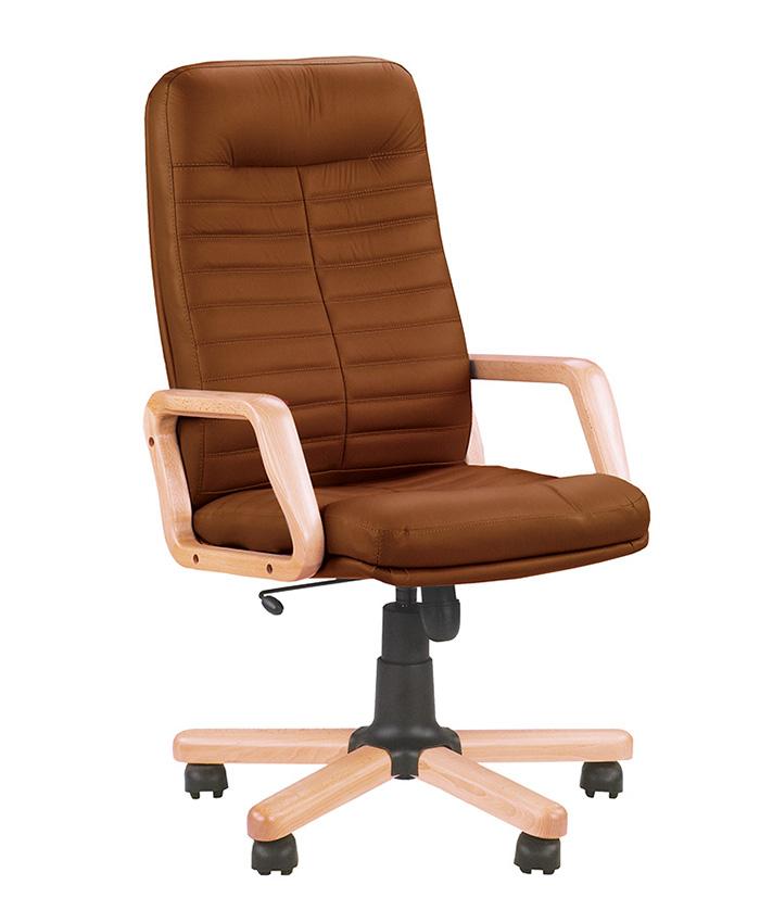 Кожаное кресло руководителя Orman (Орман) EX SP, LE