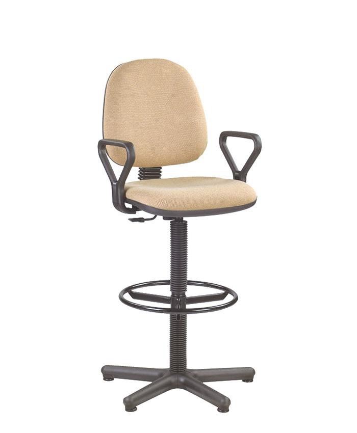 Крісло комп'ютерне Regal (Регал) ring base ergo
