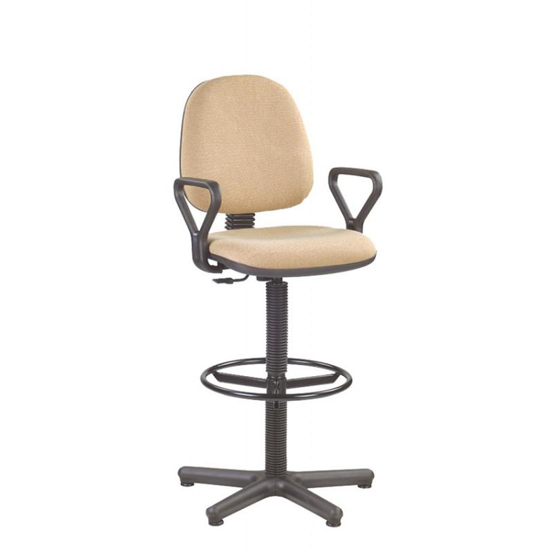 Кресло компьютерное Regal (Регал) ring base stopki
