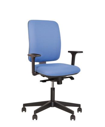 Кресло компьютерное Smart (Смарт) R black KL