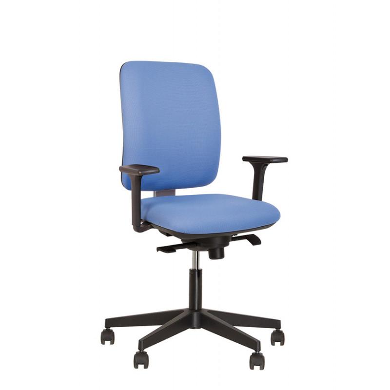 Крісло комп'ютерне Smart (Смарт) R black