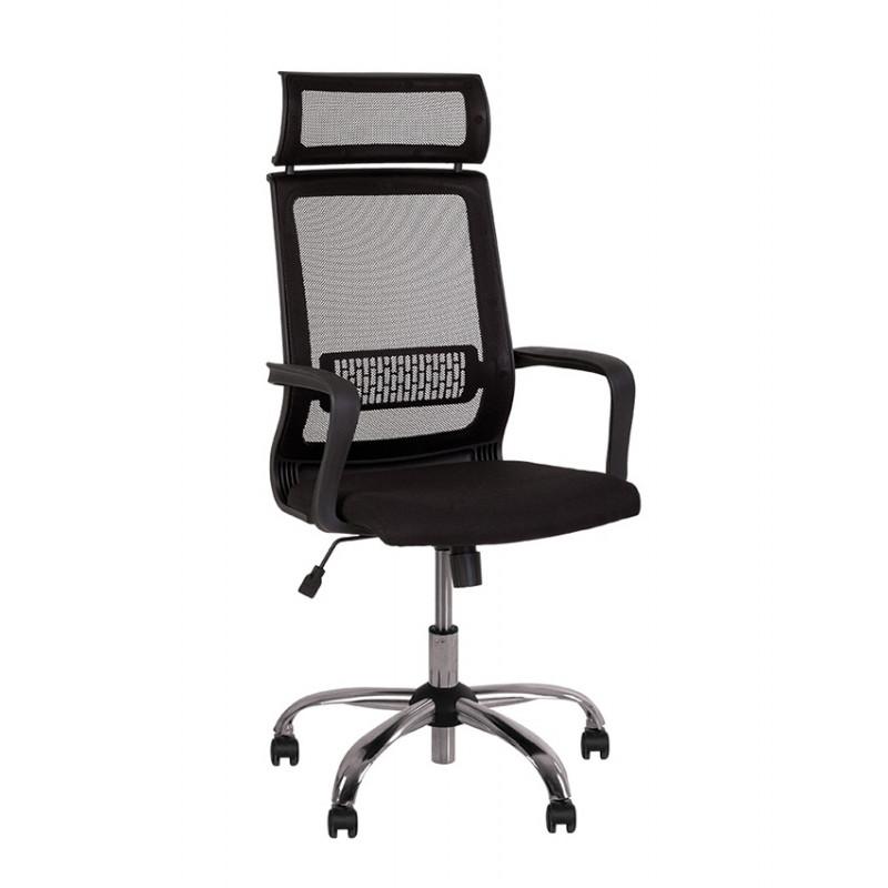 Крісло комп'ютерне Stark (Старк) GTP chrome
