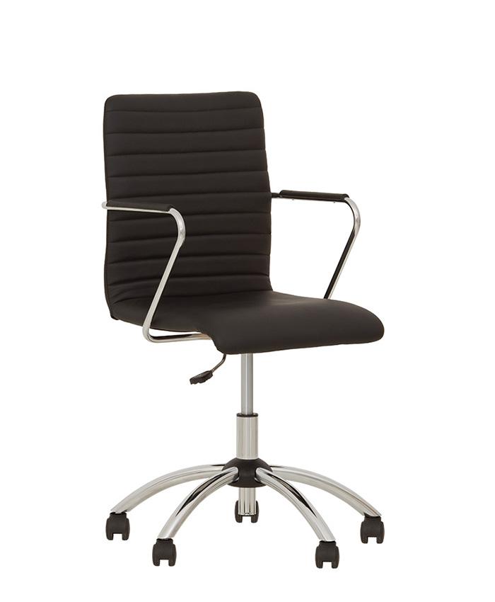 Кожаное компьютерное кресло Task (Таск) GTP LE