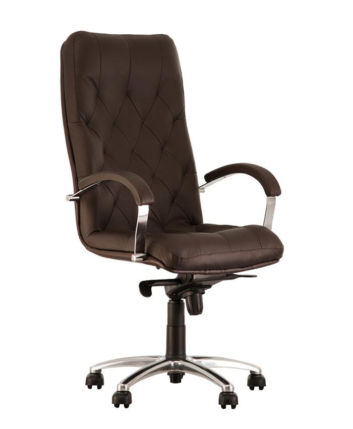 Кожаное кресло руководителя Cuba (Куба) SP, LE