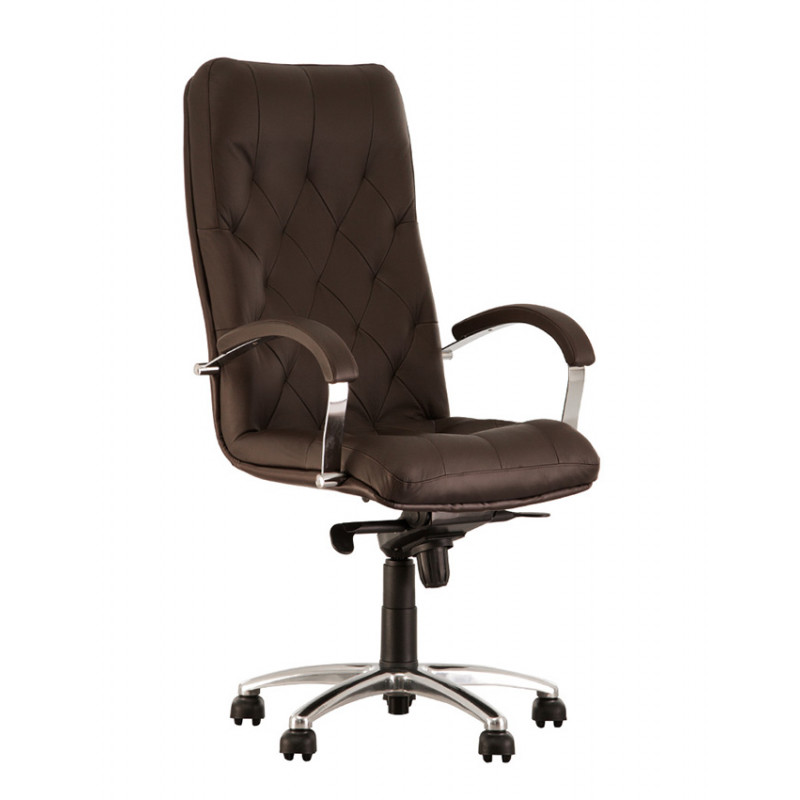 Шкіряне крісло керівника Cuba (Куба) SP, LE