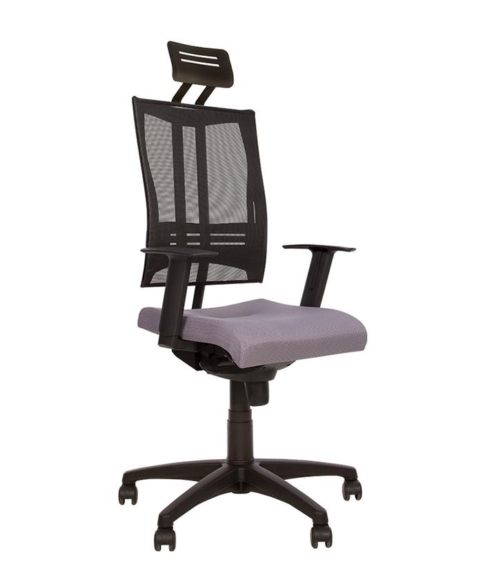 Кресло компьютерное E-motion (Эмоушн) R5 (HR) с сеткой PX