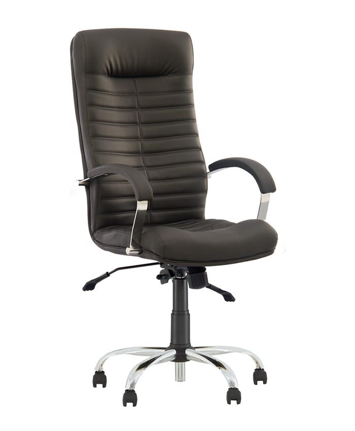 Кресло руководителя Orion (Орион) steel chrome comfort
