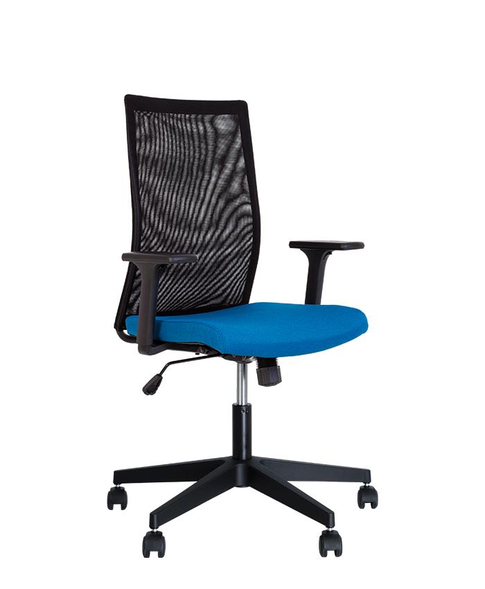 Крісло комп'ютерне Air (Еір) R net black KL, LS