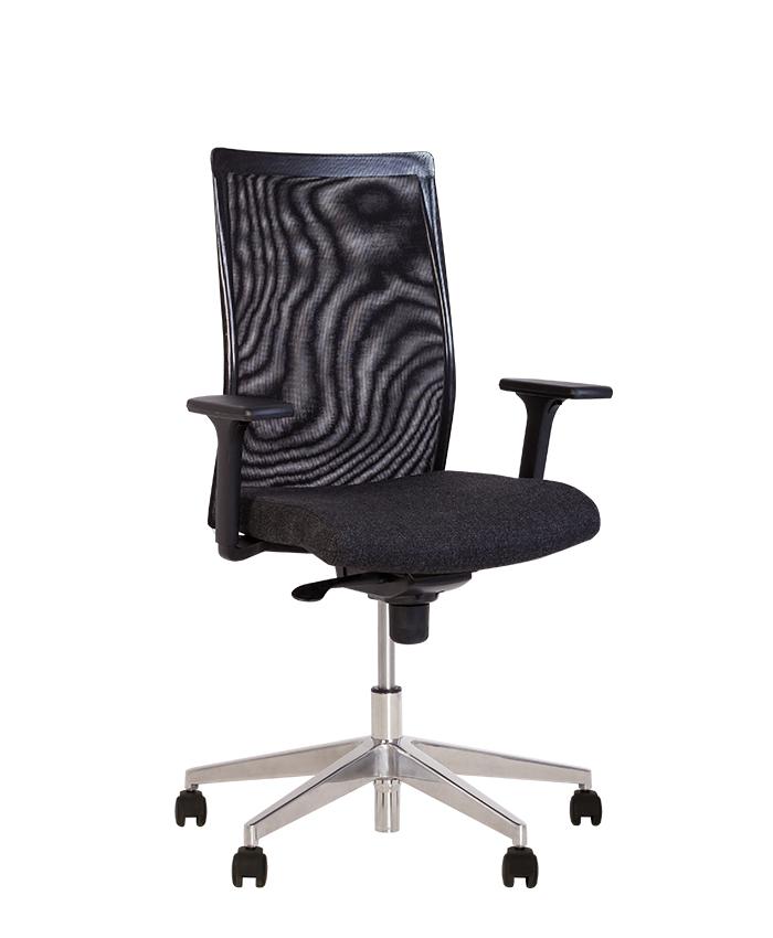 Крісло комп'ютерне Air (Еір) R net chrome