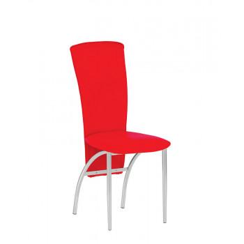 Обеденный стул Amely (Амели) chrome V