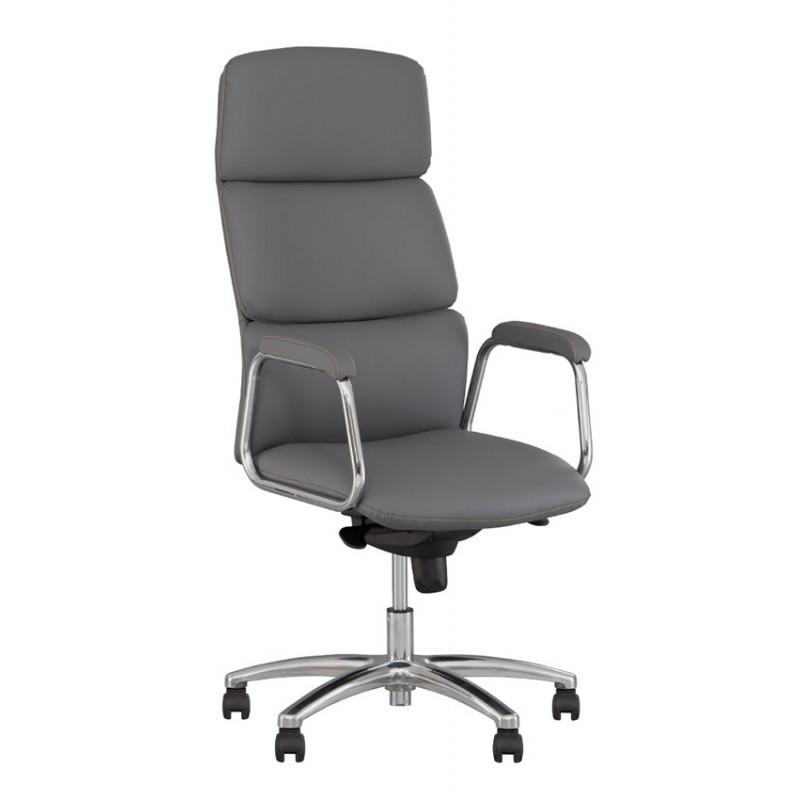 Кресло руководителя California (Калифорния) steel chrome