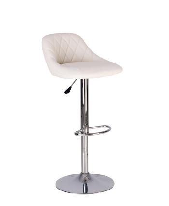 Барний стілець Camilla (Камілла) chrome