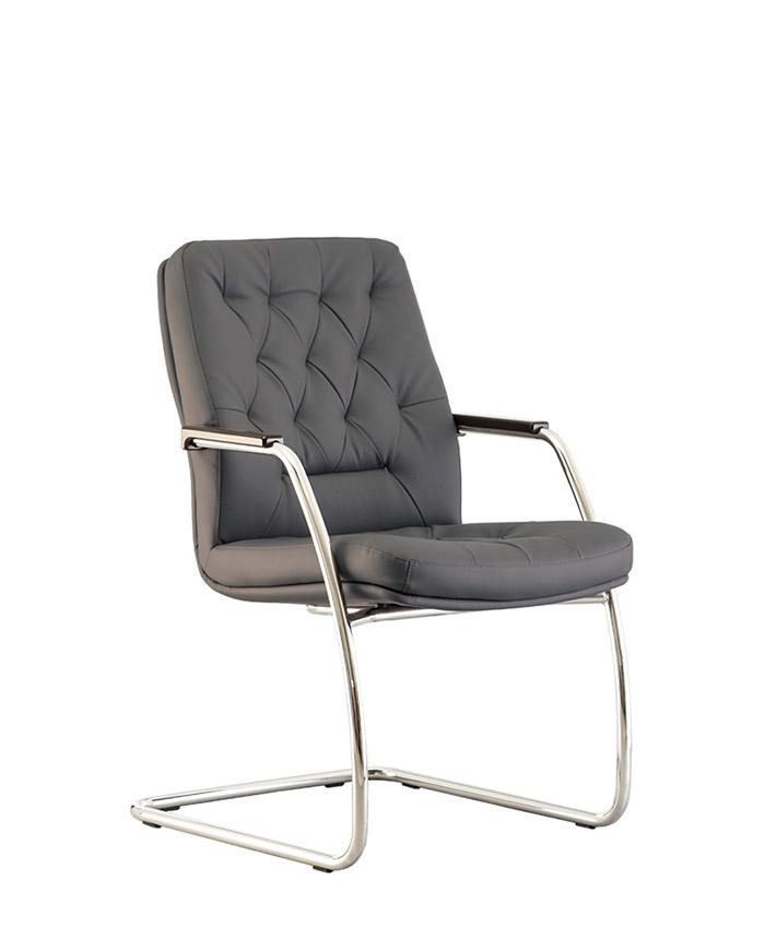 Кресло для конференц-залов Chester (Честер) steel CF LB chrome