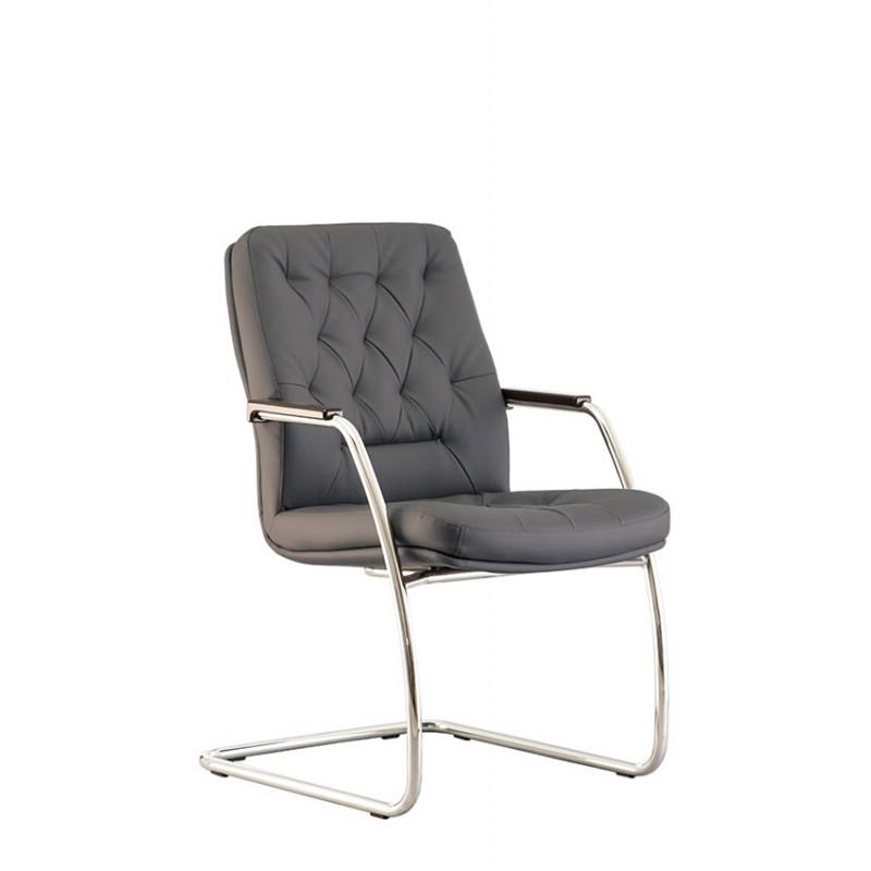 Крісло для конференц-залів Chester (Честер) steel CF LB chrome