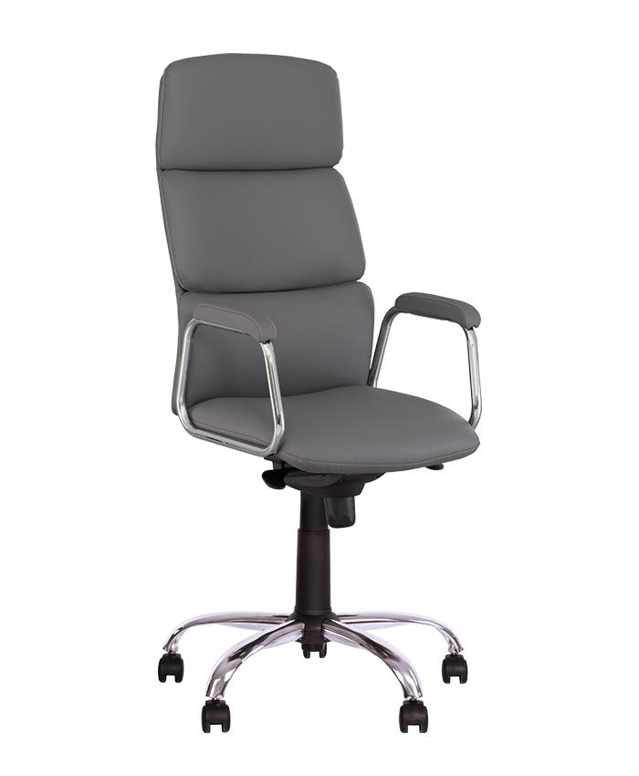 Кресло руководителя California (Калифорния) steel chrome comfort