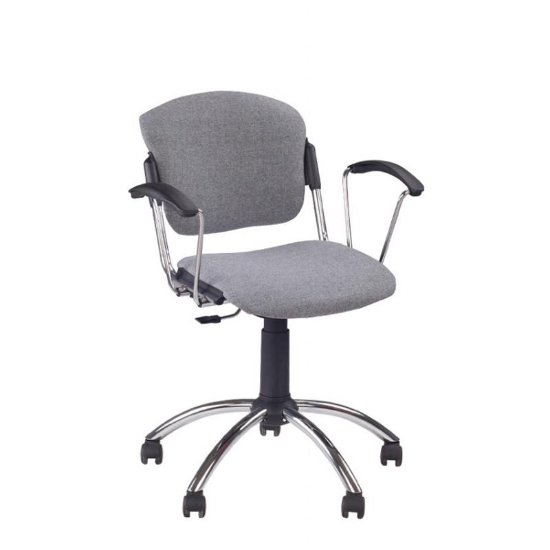Крісло комп'ютерне Era (Ера) GTP chrome/black