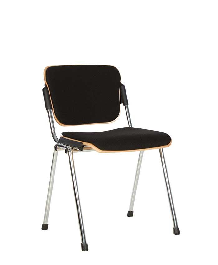 Офисный стул для посетителей Era (Эра) wood plus