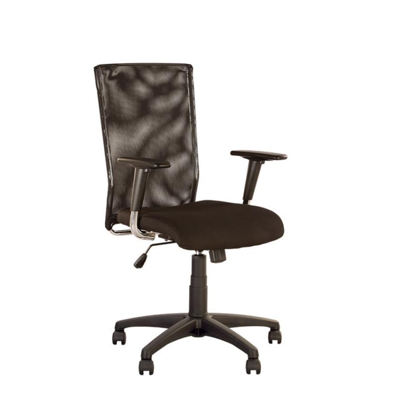 Кожаное компьютерное кресло Evolution (Эволюшн) R PL64 LE